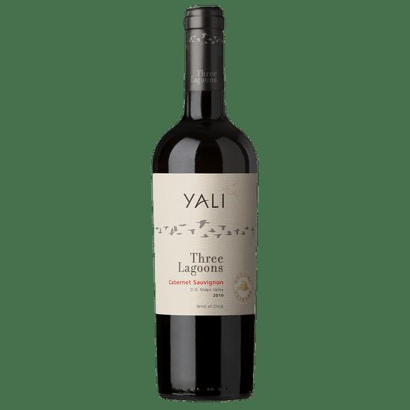 Yali Three Lagoons Cabernet Sauvignon Vinho Tinto Chileno 750ml