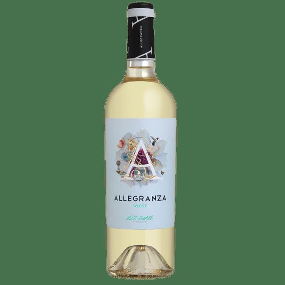 Allegranza White Viura Verdejo Vinho Branco Espanhol 12,5% Vol 750ml